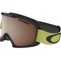 Masque de ski Oakley O2 Xl Iron Citrus Black Iridium