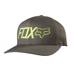 Casquette Fox Youth Draper Flexfit Graphite