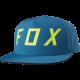 Casquette Fox Moth Snapback Maui Blue