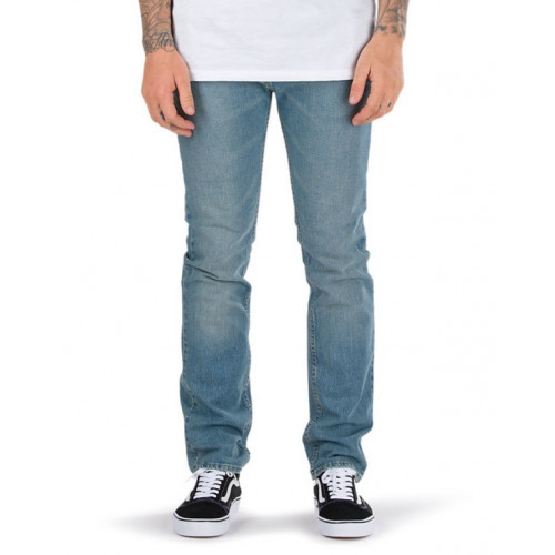 Pantalon Vans Mn V16 Slim Washed Indigo