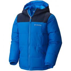 Doudoune Columbia Gyroslope Jacket Bleu Foncé