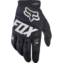 Gants de VTT Fox Dirtpaw Race Glove Black