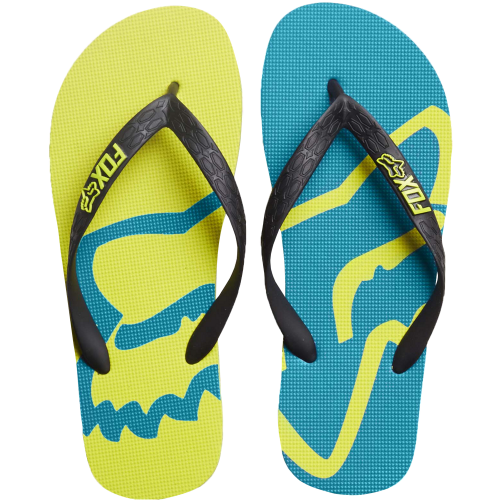 Tongs Fox Beached Flip Flop Flo Yellow