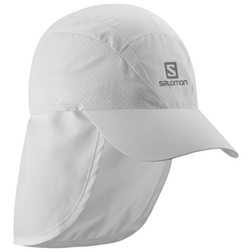 Casquette Salomon Xa + Cap White