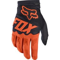 Gants De Vtt Fox Youth Dirtpaw Glove Orange