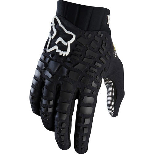 gants de vtt fox sidewinder glove black precision ski. Black Bedroom Furniture Sets. Home Design Ideas
