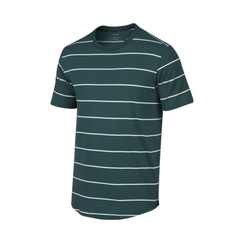 Tee-shirt Oakley Edge Yd knit Forest Green