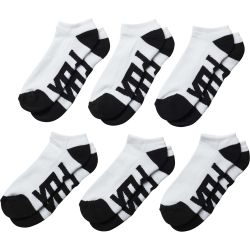 Pack 6 Chaussettes Fox Core Basic No Show White