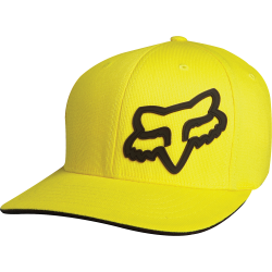 Casquette Fox Boys Signature Flexfit Hat Yellow