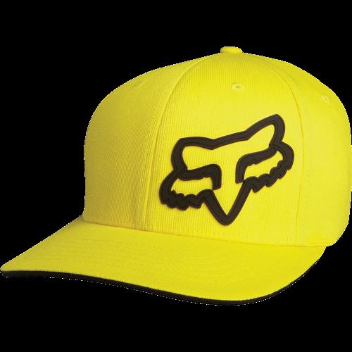 Casquette Fox Boys Signature Flexfit Hat Yellow
