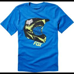 T-shirt Fox Youth Mueller Ss Tee True Blue