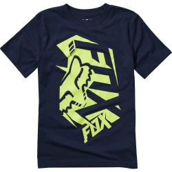 T-shirt Fox Youth Salut Ss Tee Indigo