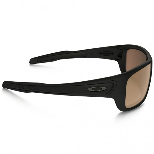 Lunettes Oakley Turbine Matte Black Prizm Tungsten Polarized