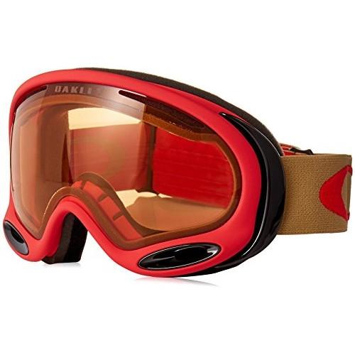 Masque de ski Oakley A Frame 2.0 Copper Red Persimmon