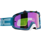 Masque de VTT Fox Air Space Rohr Teal Rose