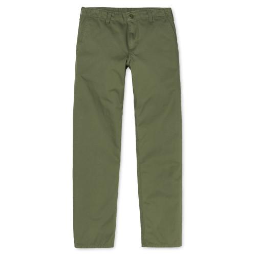 Pantalon Carhartt Club Pant Dollar Green