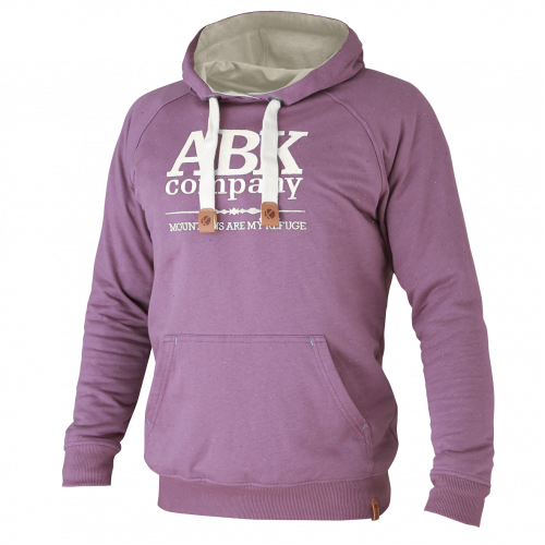 Sweat Abk Varallo Hoodie Dark Fig