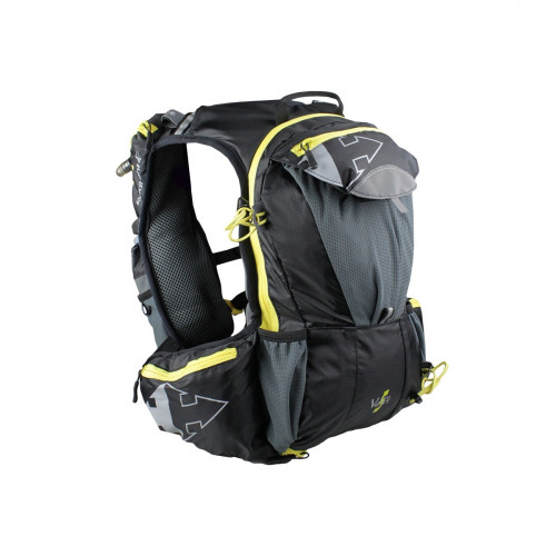 Sac à Dos Raidlight Ultra Olmo Vest 5l Blk Yellow