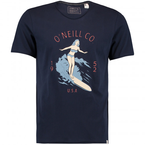 T-shirt O'Neill Akela Ink Blue