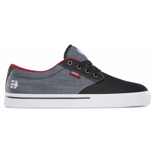 Chaussures Etnies Jameson 2 Eco Black/Charcoal/Red
