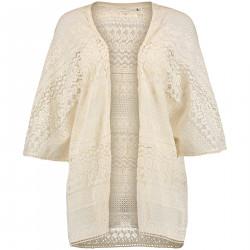 Kimono O'Neill Lace Crème Brûlée