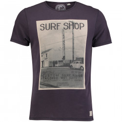 T-shirt O'Neill The 50's Asphalt