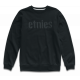 Sweat Etnies E-Lock Crew Black/Grey