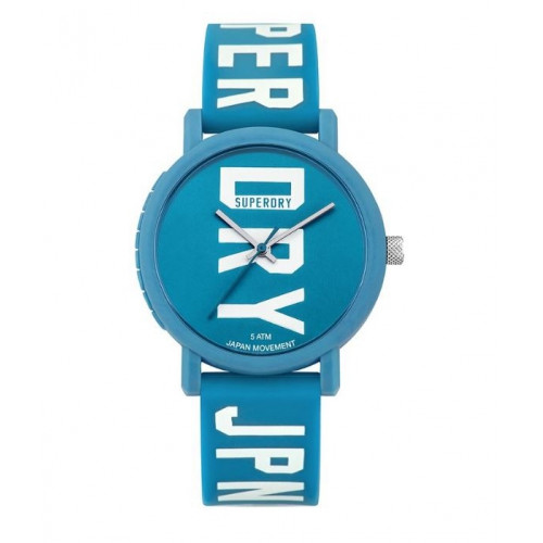 Montre Superdry Campus Bleu