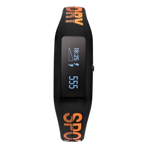 Montre Superdry Fitness Tracker Black Orange