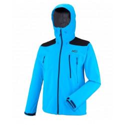 Veste Millet K Shield Hoodie Electric Blue