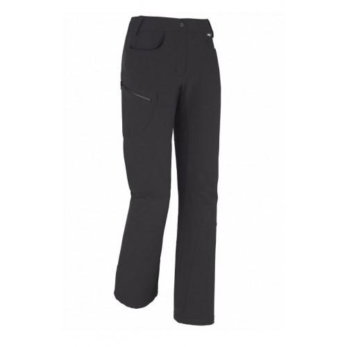 Pantalon Millet Ld Trekker Stetch Noir / Terre