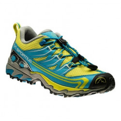 Chaussures Trail La Sportiva Flakon Low Sulphur Blue