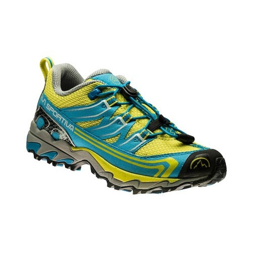 chaussures trail la sportiva flakon low sulphur blue precision ski. Black Bedroom Furniture Sets. Home Design Ideas