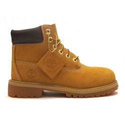 Chaussures Jr Timberland 6in Premium Boot Wheat Ye