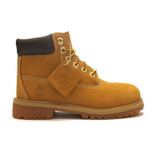 Chaussures Jr Timberland 6in Premium Boot Wheat Ye