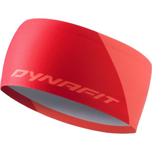 Bandeau Dynafit Performance Dry Headband Fluo Coral