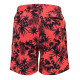 Boardshort Superdry Premium Print Water Polo Coral