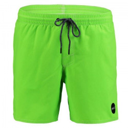 Short De Bain O'neill Pm Popup Shorts Green Fluo