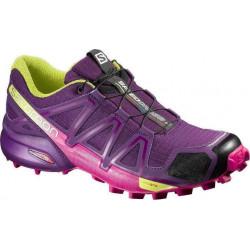 Chaussures Salomon Speedcross 4 W Cosmic Purple
