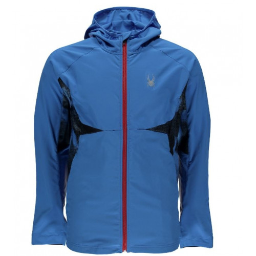 Veste Spyder Orbit Shell Jacket French Blue