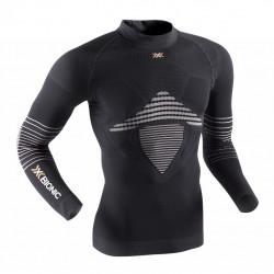 T-shirt X-Bionic Energizer Mk2 Shirt Lg Slves Blk