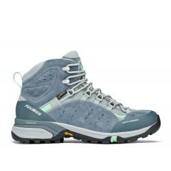 Chaussures Tecnica T-cross High Gtx Ws Grey Mint