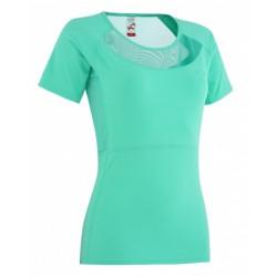 T-shirt Kari Traa Kaia Tee Lturquoise