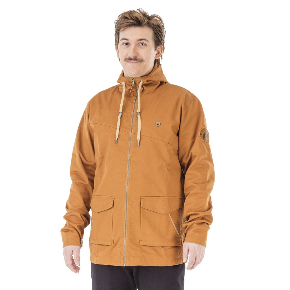 Inifinty 3 Brown Picture Organic Blouson 7YbymIf6gv