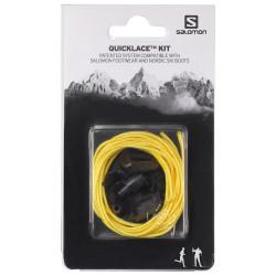 Lacet De Rechange Salomon Quicklace Kit Yellow