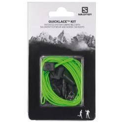 Lacet De Rechange Salomon Quicklace Kit Green