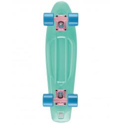 """Skate Osprey Pastel Green 22"""" Plastic Cruiser"""