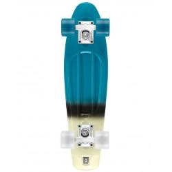 """Skate Osprey Paint Blue 22"""" Plastic Cruiser"""