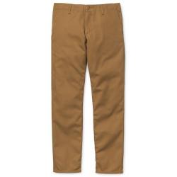 Pantalon Carhartt Club Pant Hamilton Brown