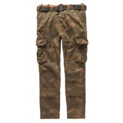 Pantalon Superdry Core Cargo Lite Low Green Camo